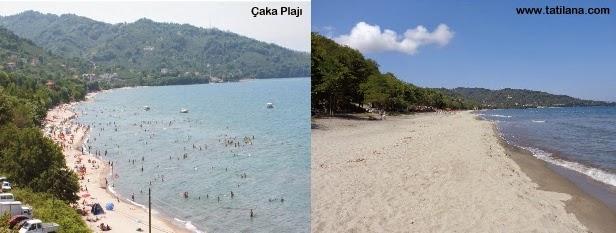 Çaka Plajı Perşembe