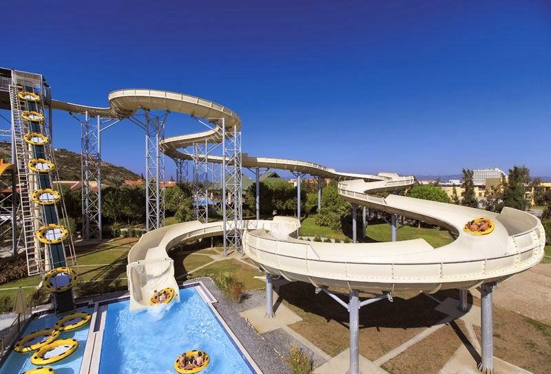 Aqua Park Fantasy Crazy Raft