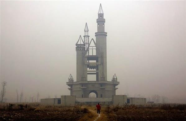 Wonderland Lunaparkı Çin