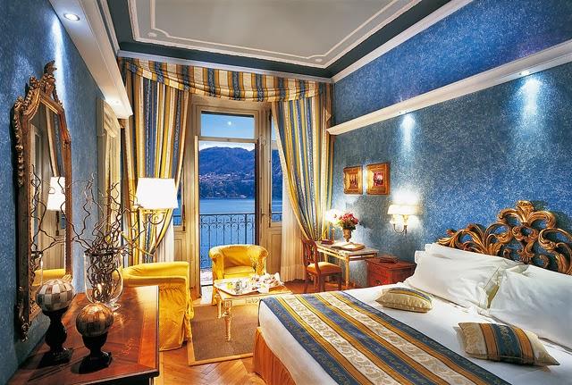 Hotel Tremezzo, Como Gölü, İtalya