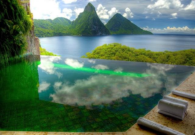 Jade Mountain Resort St Lucia 1