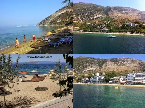 Marmara Adası Çınarlı Köyü