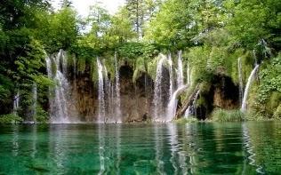 PlitviceGölleriHırvatistan