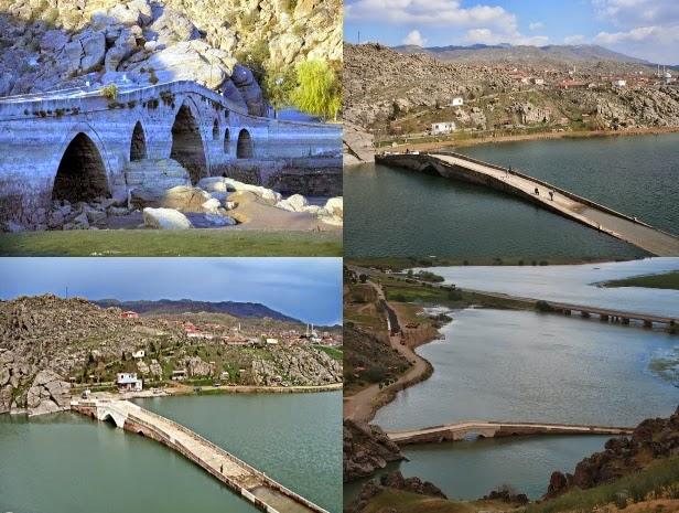 Tarihi Çeşnigir Köprüsü