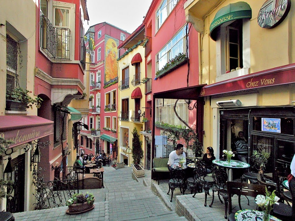 Fransız Sokağı İstanbul