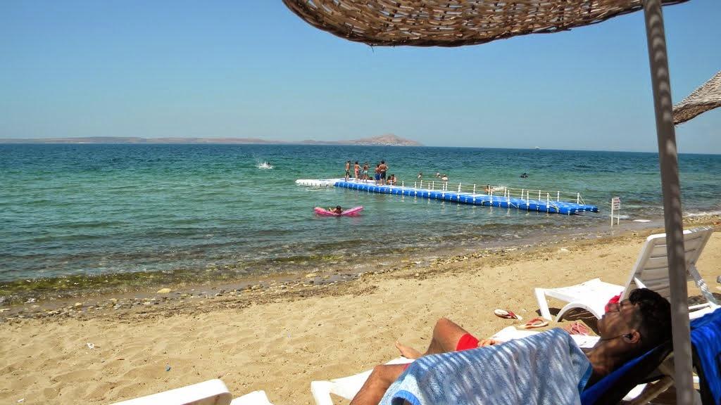 Çanakkale Geyikli Plajı