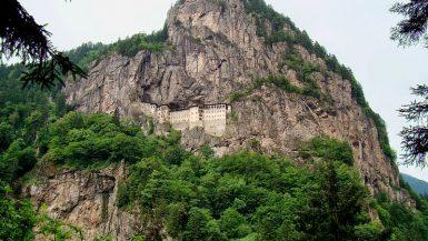 TrabzonSümelaManastırı