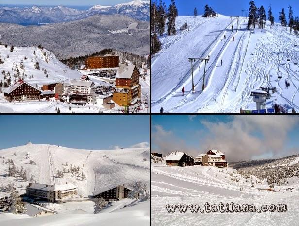 Bolu Kartalkaya Kayak Merkezi