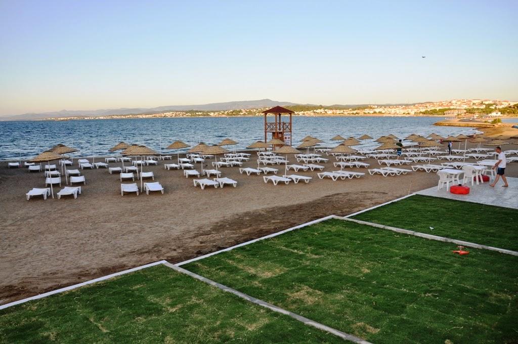 Duba Belediye Plajı Ayvalık