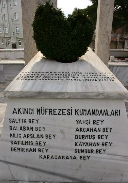 Kırk Şehitler Anıtı