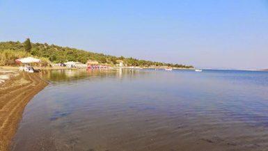 Paterica Koyu Burnu Plajı Ayvalık