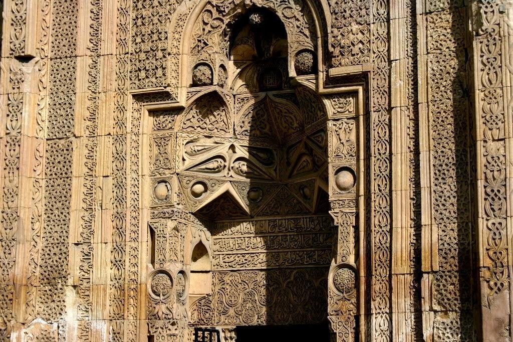 Sivas Ulu Camii İnsan Gölgesi