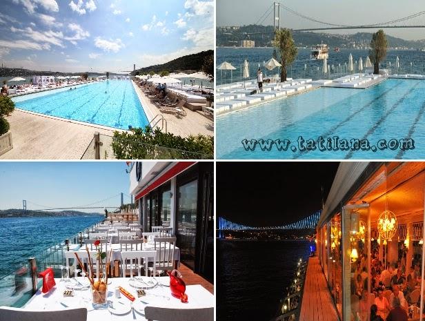 Galatasaray Adası İçi