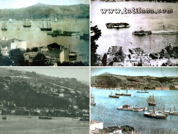 Galatasaray Adası Tarihi