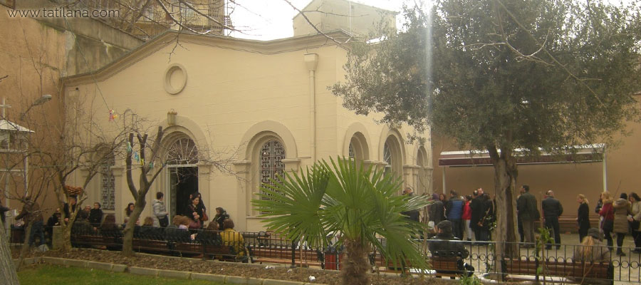 ayin biri kilisesi istanbul