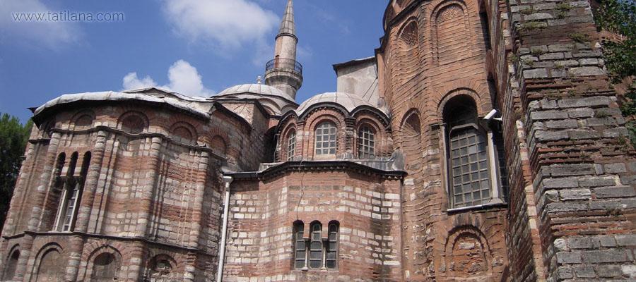 kariye muzesi istanbul