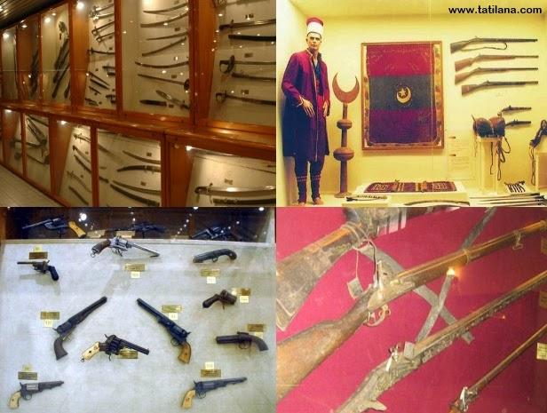 Silah Sanayi Müzesi Kırıkkale