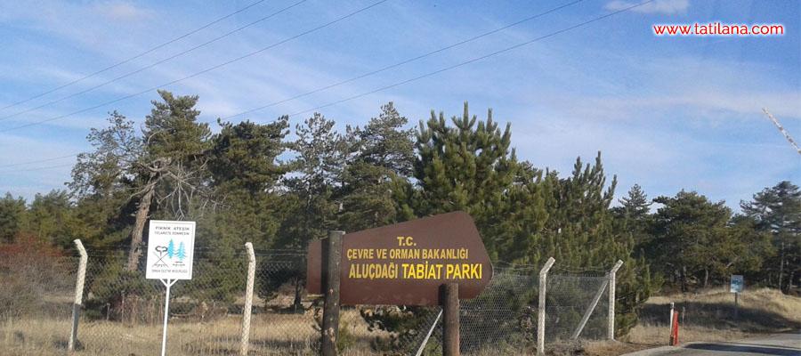 Alucdagi Milli Parki Ankara