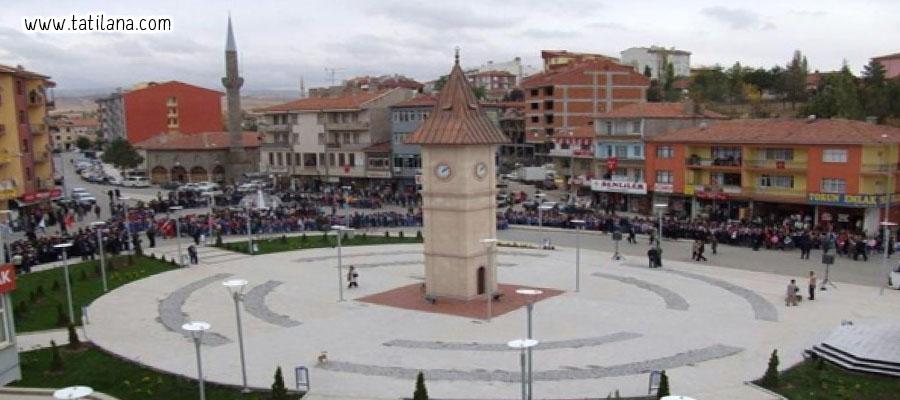 Ankara Akyurt Gezilecek Yerler