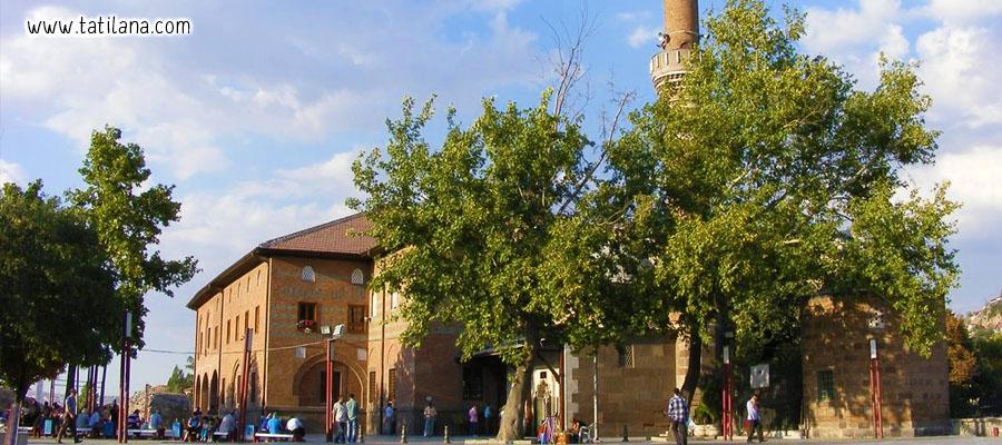 Ankara Haci Bayram Veli Camii