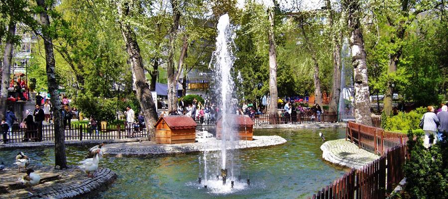 Ankara Kugulu Park