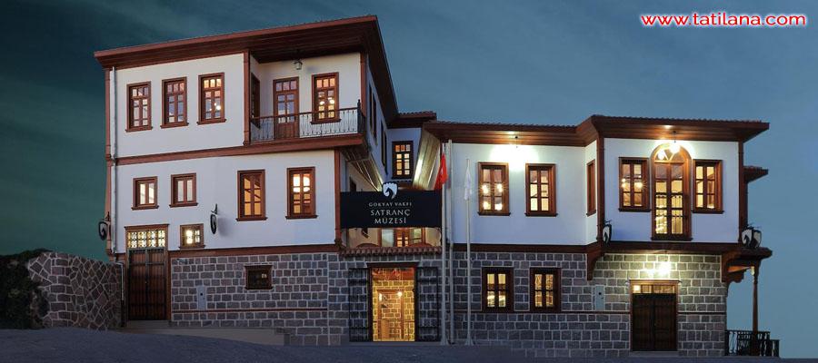 Ankara Satranc Muzesi