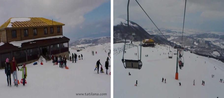 Ladik Akdag Kayak Merkezi
