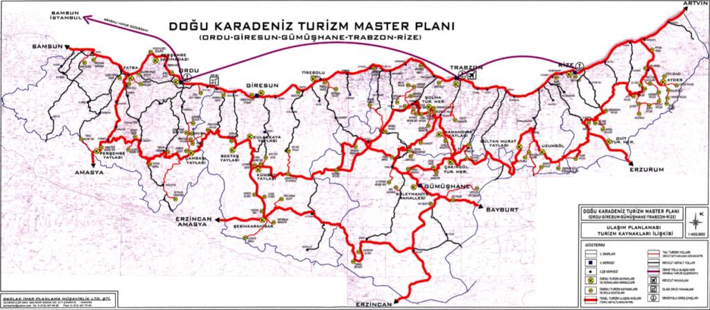 Doğu Karadeniz Turizm Master Planı