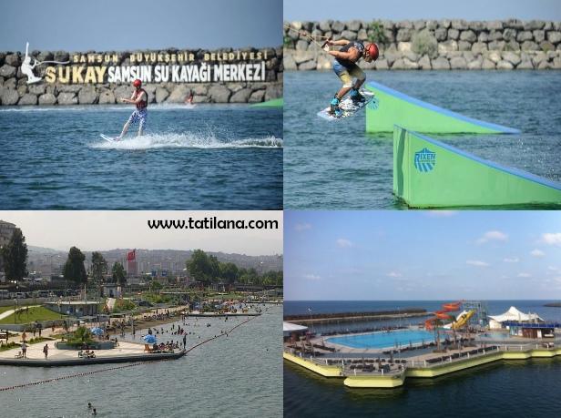 Samsun Sukay Su Kayağı Merkezi