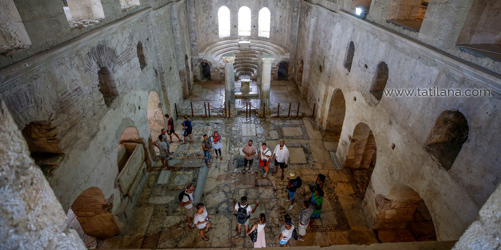 aziz nikolas kilisesi antalya