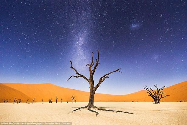 Beth McCarley - Khomas, Namibya