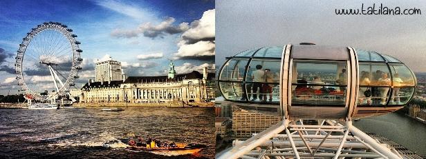 London Eye İngiltere