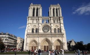 ParisNotreDameKatedrali