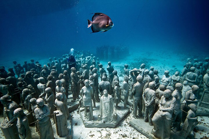 Cancun Sessiz Evrim