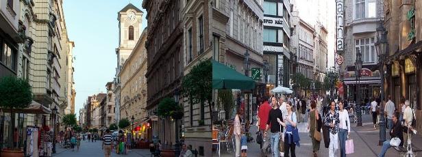 Vagi Utca Caddesi Budapeşte