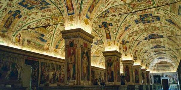 Vatikan'ın Gizli Arşivleri