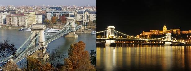 Zincirli Köprü Budapeşte