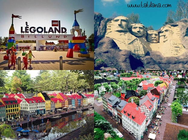 Danimarka Lego Parkı