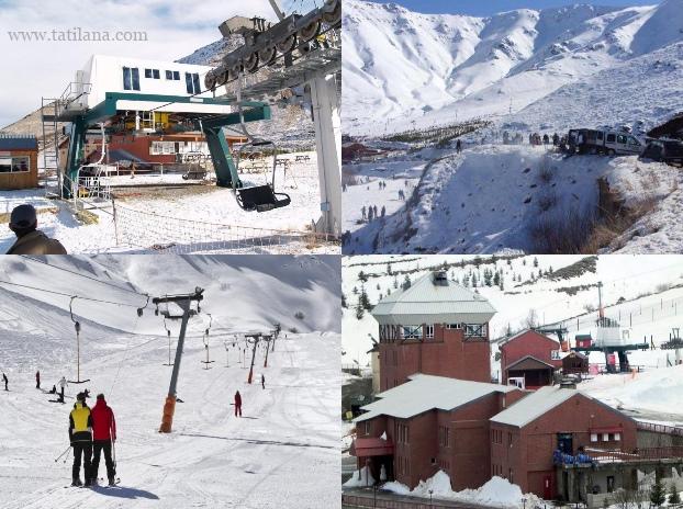 Bozdağ Kayak Merkezi İzmir