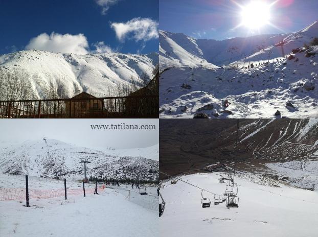 İzmir Bozdağ Kayak Merkezi