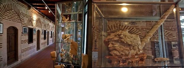 Kurşunlu Külliyesi Lületaşı Müzesi