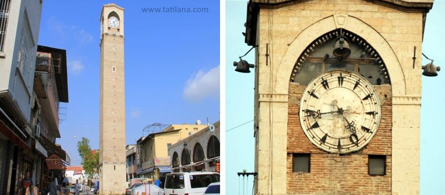 Adana Büyük Saat Kulesi