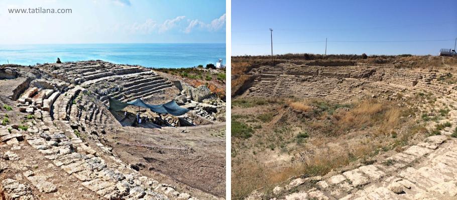 Adana Karatas Magarsus Antik Kenti