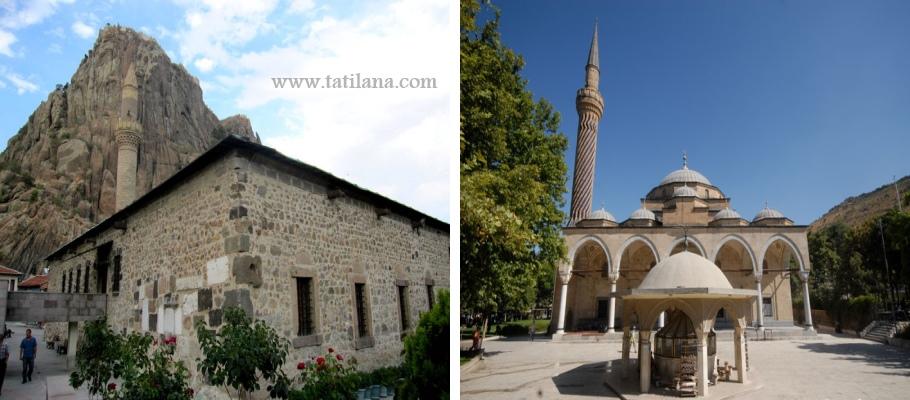 Afyon Ulu Camii Imaret Camii