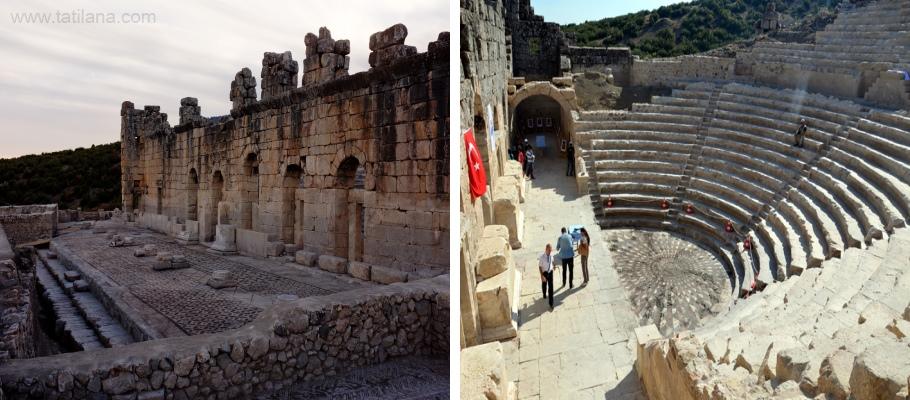 Burdur Kibyra Antik Kenti 1