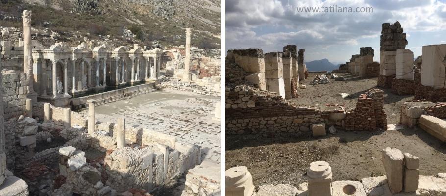 Burdur Sagalassos Antik Kenti 3