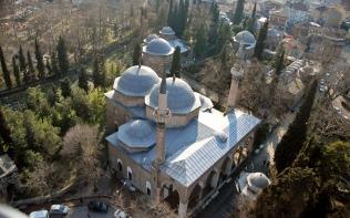 Bursa Muradiye Kulliyesi