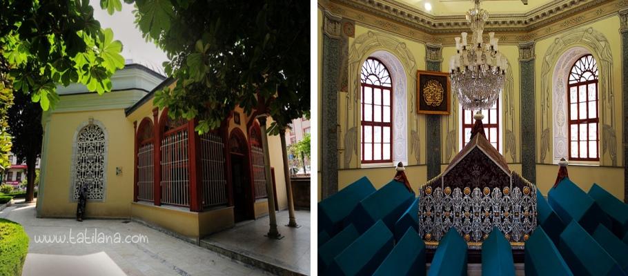 Bursa Osman Gazi Turbesi 1