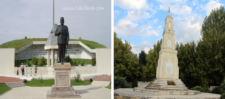Edirne Balkan Şehitliği