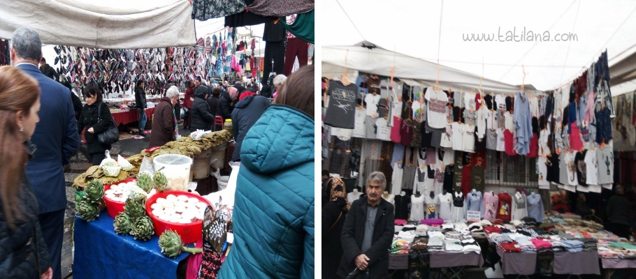 Fındıkzade Pazarı